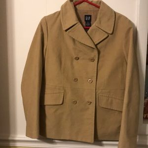 Gap Pea Coat. M